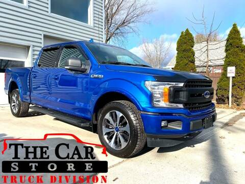 2018 Ford F-150 for sale at The Car Store Inc in Albany NY