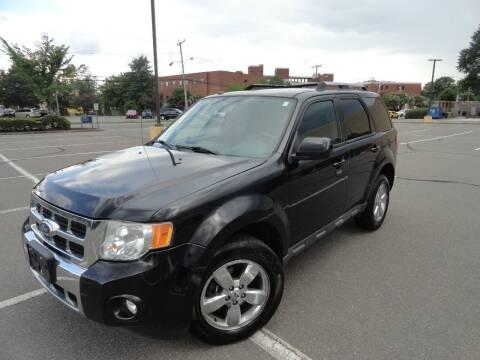2010 Ford Escape for sale at TJ Auto Sales LLC in Fredericksburg VA