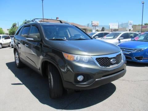 2013 Kia Sorento for sale at Crown Auto in South Salt Lake UT