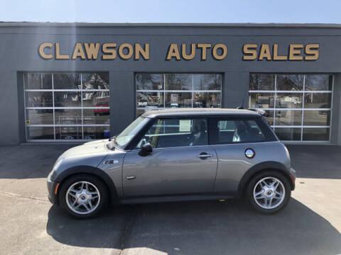 2006 MINI Cooper for sale at Clawson Auto Sales in Clawson MI