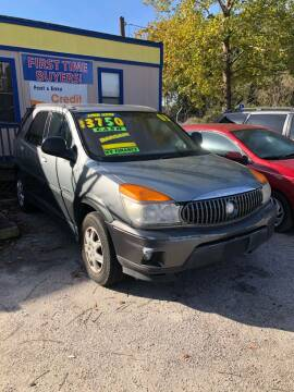 2003 Buick Rendezvous for sale at Capital Car Sales of Columbia in Columbia SC