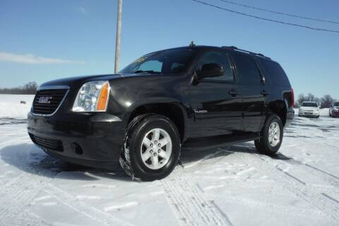 2013 GMC Yukon for sale at Bryan Auto Depot in Bryan OH