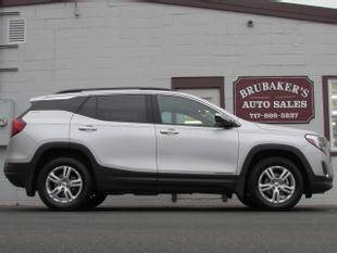2018 GMC Terrain for sale at Brubakers Auto Sales in Myerstown PA