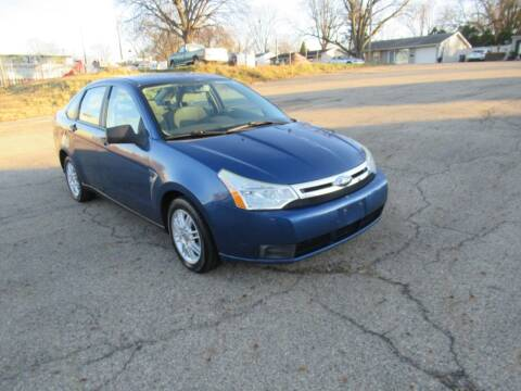2008 Ford Focus for sale at Perfection Auto Detailing & Wheels in Bloomington IL