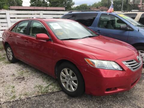 2007 Toyota Camry Hybrid for sale at Klein on Vine in Cincinnati OH