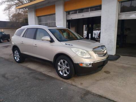 2008 Buick Enclave for sale at PIRATE AUTO SALES in Greenville NC