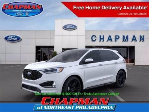 2020 Ford Edge for sale at CHAPMAN FORD NORTHEAST PHILADELPHIA in Philadelphia PA