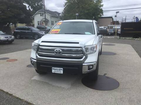 2016 Toyota Tundra for sale at Steves Auto Sales in Little Ferry NJ
