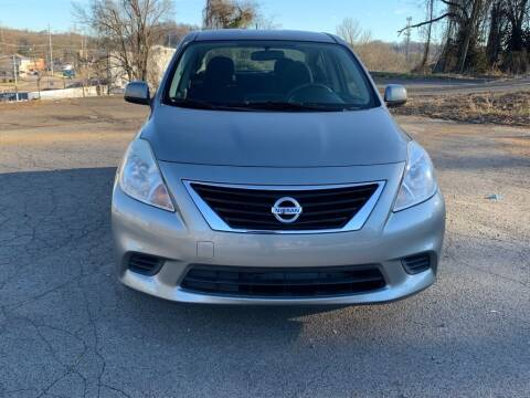 2014 Nissan Versa for sale at Car ConneXion Inc in Knoxville TN