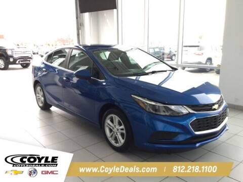 2016 Chevrolet Cruze for sale at COYLE GM - COYLE NISSAN in Clarksville IN