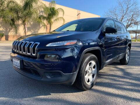 2014 Jeep Cherokee for sale at 707 Motors in Fairfield CA