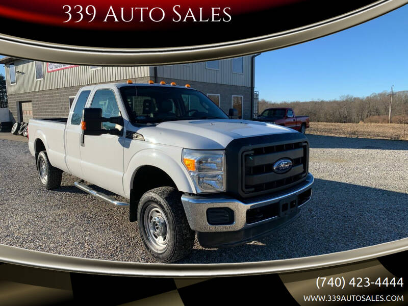 2011 Ford F-250 Super Duty for sale at 339 Auto Sales in Belpre OH
