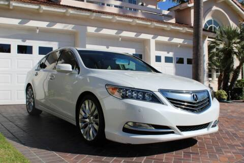 2014 Acura RLX for sale at Newport Motor Cars llc in Costa Mesa CA