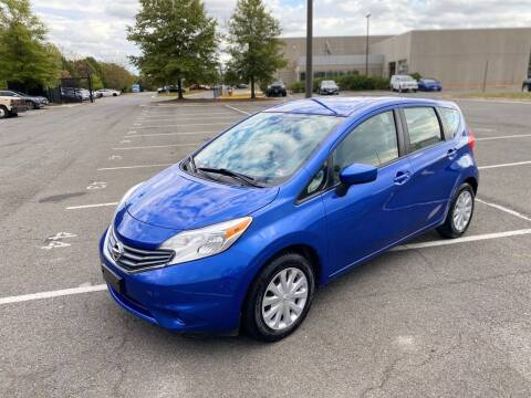 2015 Nissan Versa Note for sale at Super Bee Auto in Chantilly VA