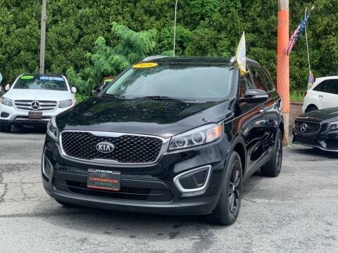 2016 Kia Sorento for sale at Bloomingdale Auto Group - The Car House in Butler NJ