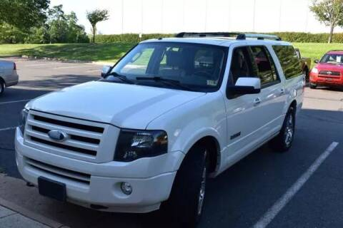 2008 Ford Expedition EL for sale at SEIZED LUXURY VEHICLES LLC in Sterling VA