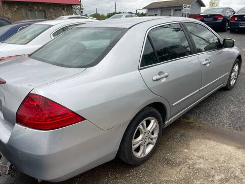 2007 Honda Accord for sale at Noel Motors LLC in Griffin GA