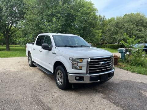 2017 Ford F-150 for sale at CARWIN MOTORS in Katy TX