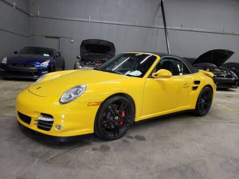 2010 Porsche 911 for sale at EA Motorgroup in Austin TX