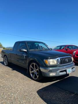 2001 Toyota Tacoma for sale at M AND S CAR SALES LLC in Independence OR