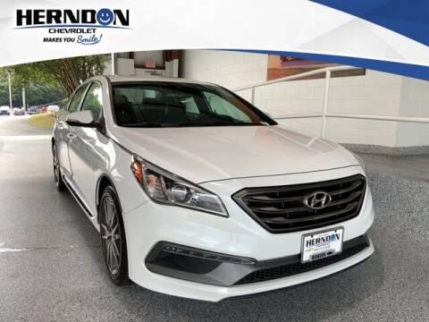 2017 Hyundai Sonata for sale at Herndon Chevrolet in Lexington SC