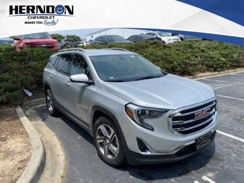 2019 GMC Terrain for sale at Herndon Chevrolet in Lexington SC