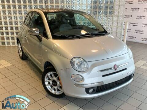 2012 FIAT 500 for sale at iAuto in Cincinnati OH