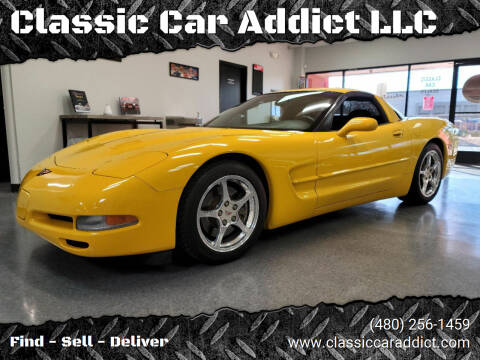 2000 Chevrolet Corvette for sale at Classic Car Addict in Mesa AZ