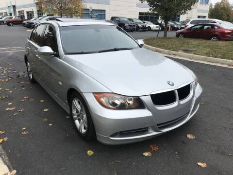 2008 BMW 3 Series for sale at Dotcom Auto in Chantilly VA