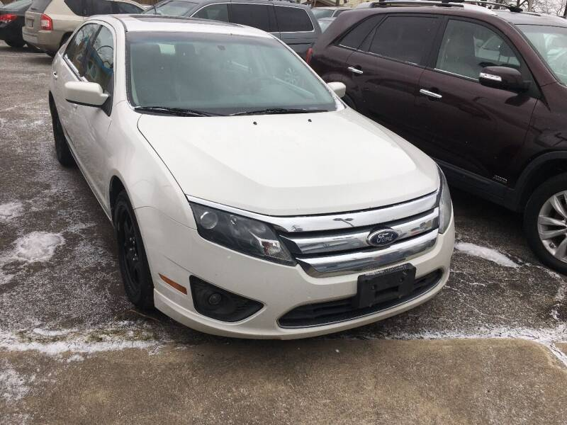 2010 Ford Fusion for sale at Payless Auto Sales LLC in Cleveland OH