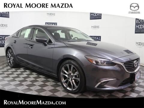 2016 Mazda MAZDA6 for sale at Royal Moore Custom Finance in Hillsboro OR