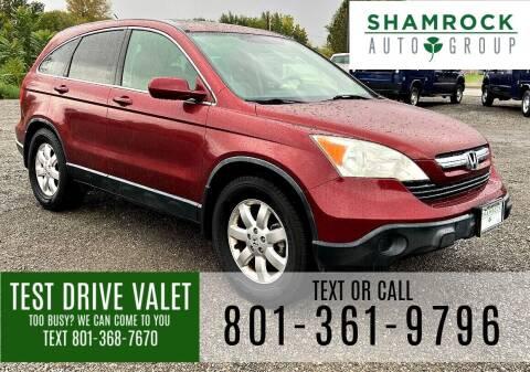 2008 Honda CR-V for sale at Shamrock Group LLC #1 in Pleasant Grove UT