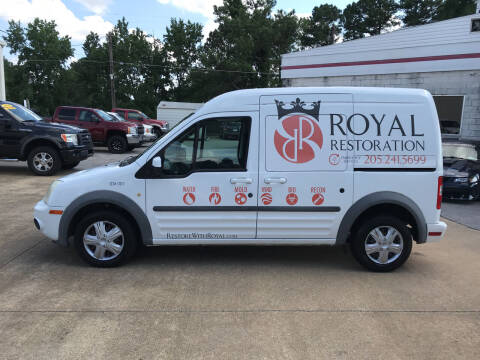 2012 Ford Transit Connect for sale at Northwood Auto Sales in Northport AL
