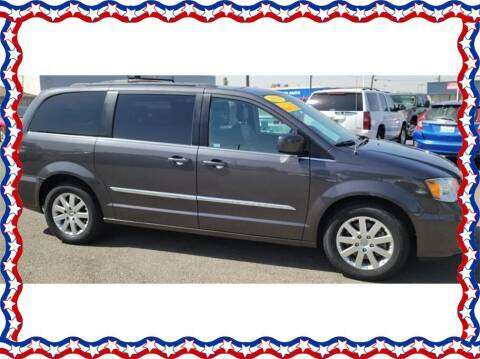 2015 Chrysler Town and Country for sale at American Auto Depot in Modesto CA