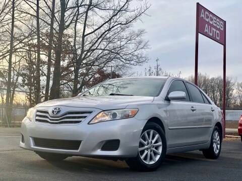 2011 Toyota Camry for sale at Access Auto in Cabot AR