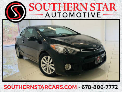 2014 Kia Forte Koup for sale at Southern Star Automotive, Inc. in Duluth GA