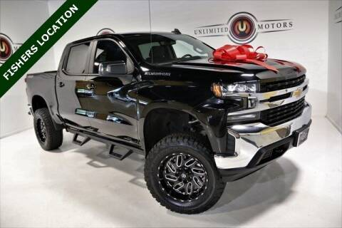 2020 Chevrolet Silverado 1500 for sale at Unlimited Motors in Fishers IN