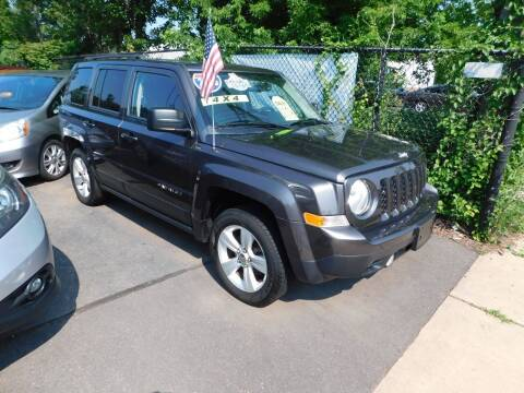 2016 Jeep Patriot for sale at CAR CORNER RETAIL SALES in Manchester CT