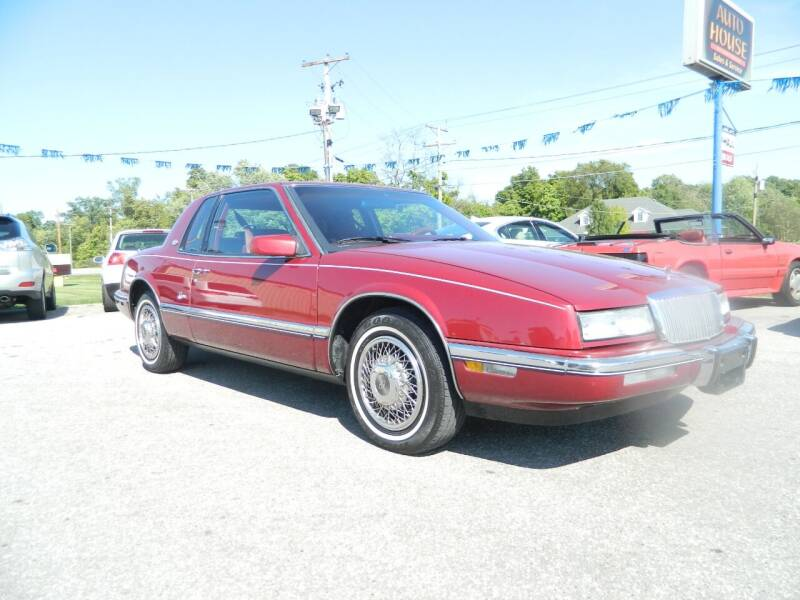 1989 Buick Riviera 2dr Coupe - Fort Wayne IN