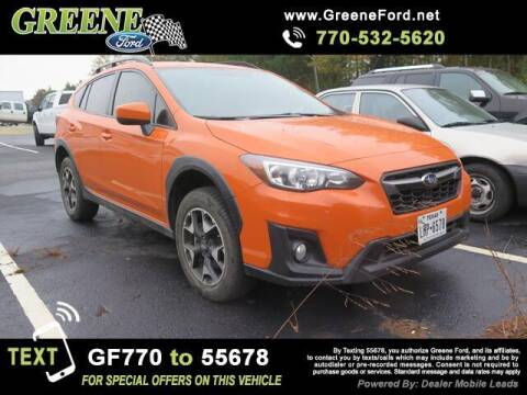 2019 Subaru Crosstrek for sale at NMI in Atlanta GA