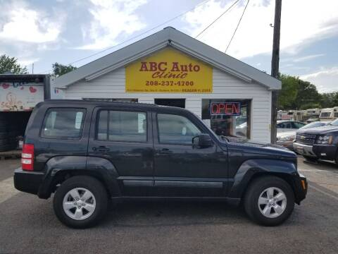 2012 Jeep Liberty for sale at ABC AUTO CLINIC - Chubbuck in Chubbuck ID