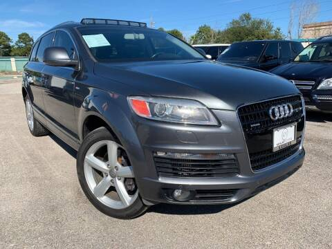 2009 Audi Q7 for sale at KAYALAR MOTORS in Houston TX