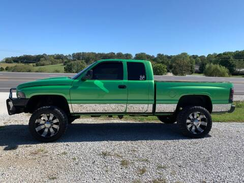 1998 Dodge Ram Pickup 2500 for sale at Steve's Auto Sales in Harrison AR
