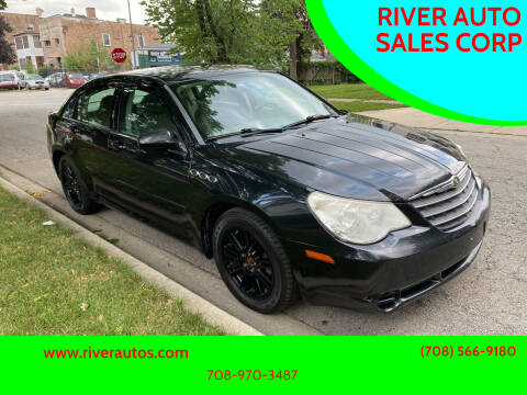 2007 Chrysler Sebring for sale at RIVER AUTO SALES CORP in Maywood IL