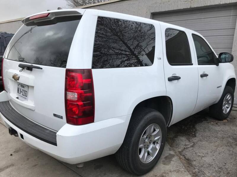 2012 Chevrolet Tahoe for sale at Carzready in San Antonio TX