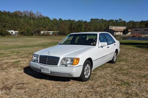 1992 Mercedes-Benz 300-Class for sale at Hal's Auto Sales in Suffolk VA