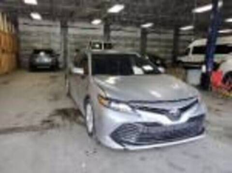 2018 Toyota Camry for sale at Hickory Used Car Superstore in Hickory NC
