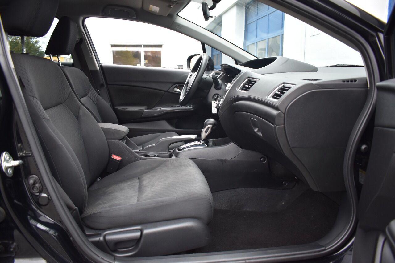 2015 Honda Civic LX 4dr Sedan CVT full