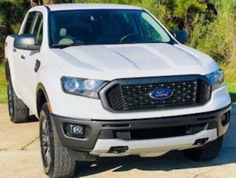 2020 Ford Ranger for sale at Rogel Ford in Crystal Springs MS
