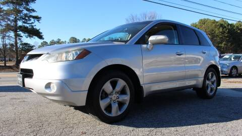 2007 Acura RDX for sale at NORCROSS MOTORSPORTS in Norcross GA